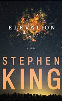 Audio Book : Elevation by, Stephen King