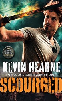 Audio Book : Scourged by, Kevin Hearne
