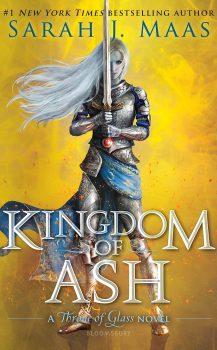 Audio Book : Kingdom of Ash by, Sarah J Maas