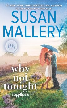 Audio Book : Why Not Tonight by, Susan Mallery