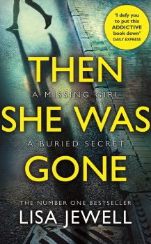 Audio Book : Then She Was Gone by, Lisa Jewell