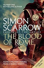 Audio Book : The Blood of Rome by, Simon Scarrow