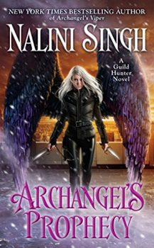 Audio Book : Archangel's Prophecy by, Nalini Singh