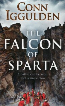 Audio Book : The Falcon of Sparta by, Conn Iggulden