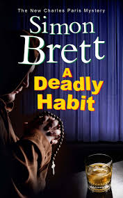 Audio Book : A Deadly Habit by, Simon Brett