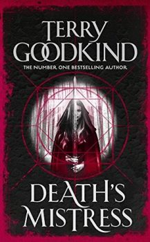 Audio Book : Death's Mistress by, Terry Goodkind
