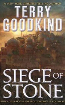 Audio Book : Siege of Stone by, Terry Goodkind