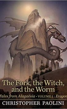 Audio Book : The Fork, The Witch and the Worm by, Christopher Paolini
