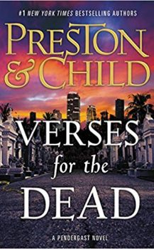 Audio Book : Verses for the Dead by, Preston and Child
