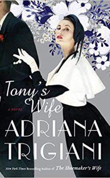 Audio Book : Tony's Wife by, Adriana Trigiani