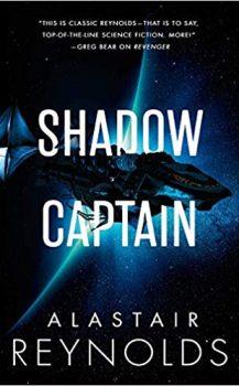 Audio Book : Shadow Captain by, Alastair Reynolds