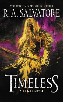 Audio Book : Timeless by, RA Salvatore