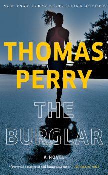 Audio Book : The Burglar by, Thomas Perry