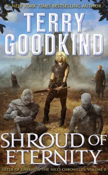 AudioBook : Sister of Darkness by, Terry Goodkind