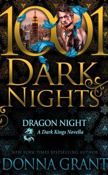 Audio Book : Dragon Night by, Donna Grant