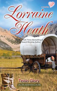 Audio Book : Texas Glory by, Lorraine Heath
