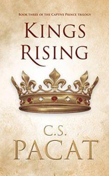 Audio Book : Kings Rising by, C S Pacat