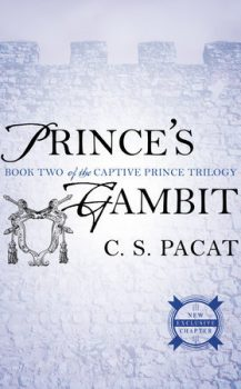 Audio Book : Prince's Gambit by, C S Pacat