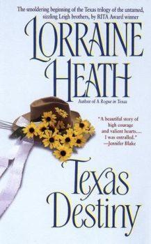 Audio Book : Texas Destiny by, Lorraine Heath