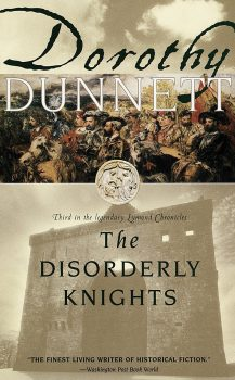 Audio Book : The Disorderly Knights By, Dorothy Dunnett