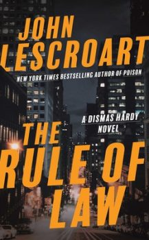 Audio Book : The Rule of Law by, John Lescroart