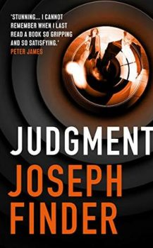 Audio Book : Judgment by, Joseph Finder