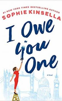 Audio Book : I Owe You One by, Sophie Kinsella