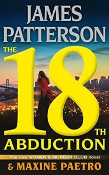 Audio Book : 18th Abduction by, James Patterson