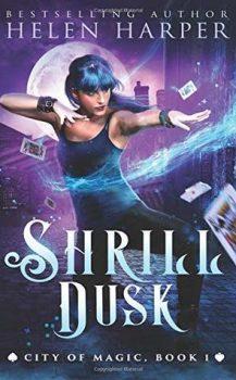 Audio Book : Shrill Dusk by, Helen Harper