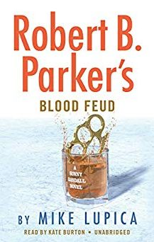 Audio Book : Blood Feud by, Robert B Parker
