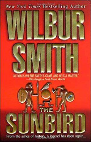 Audio Book : The Sunbird by, Wilbur Smith
