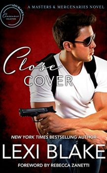Audio Book : Close Cover by, Lexi Blake