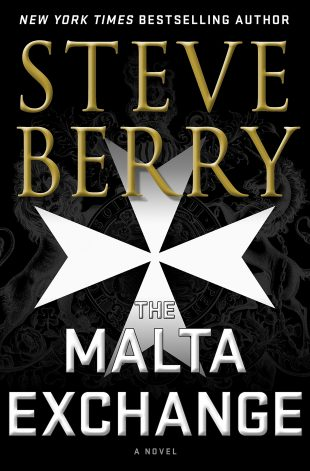 Audio Book : The Malta Exchange by, Steve Berry