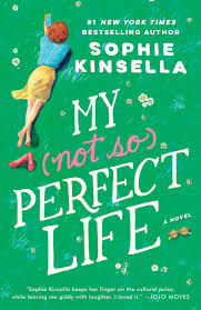 Audio Book : My Not So Perfect Life by, Sophie Kinsella