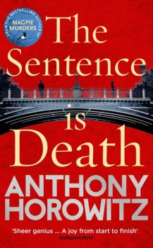 Audio Book : The Sentence is Death by, Anthony Horowitz