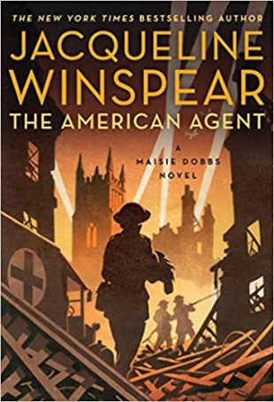 Audio Book : The American Agent by, Jacqueline Winspear