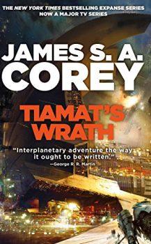 Audio Book : Tiamat's Wrath by, James S A Corey