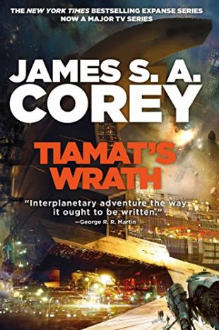 Audio Book : Tiamat's Wrath by, James S A Corey
