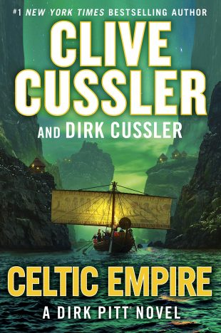 Audio Book : Celtic Empire by, Clive Cussler