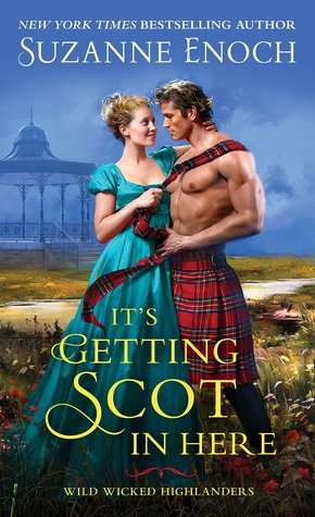 Audio Book : It's Getting Scot in Here by, Suzanna Enoch