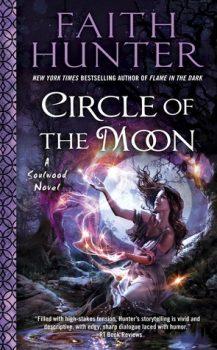 Audio Book : Circle of the Moon by, Faith Hunter