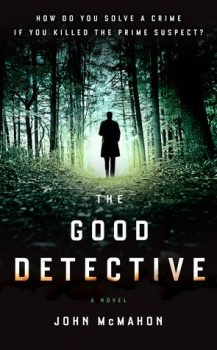 Audio Book : The Good Detective by, John McMahon