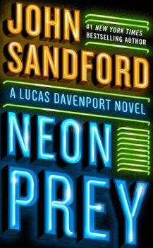 Audio Book : Neon Prey by. John Sandford