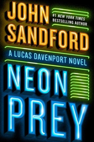Audio Book : Neon Prey by. John Sandford