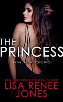 Audio Book : The Princess by, Lisa Renee Jones