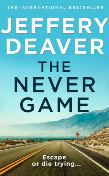 Audio Book : The Never Game by, Jeffery Deaver
