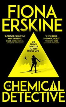Audio Book : The Chemical Detective by, Fiona Erskine