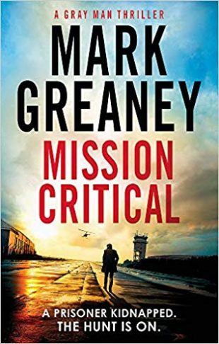Audio Book : Mission Critical by, Mark Greaney