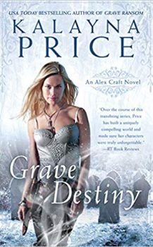 Audio Book : Grave Destiny by, Kalayna Price