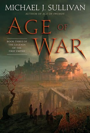 Audio Book : Age of War by Michael J Sullivan